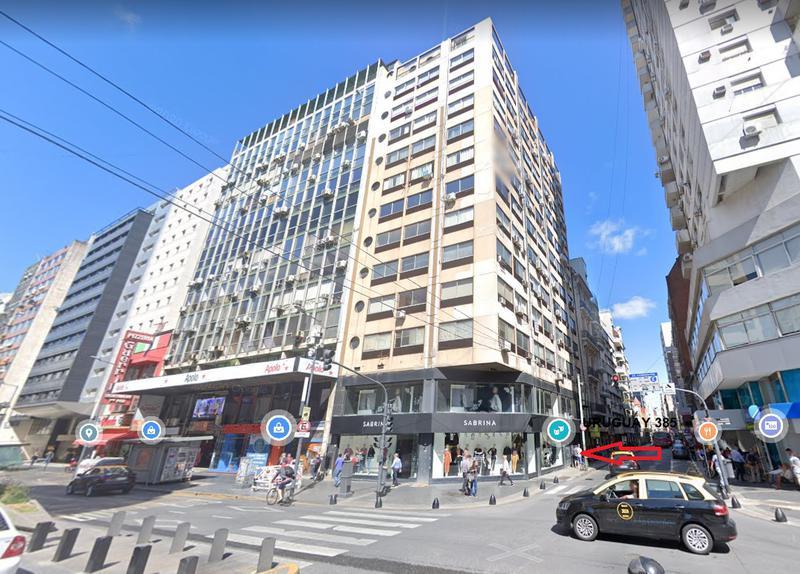 Foto Oficina en Alquiler en  Tribunales,  Centro (Capital Federal)  Uruguay al 300
