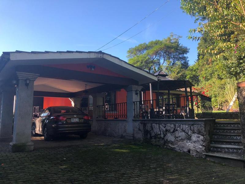 Foto Casa en Venta en  Coatepec Centro,  Coatepec  EXCLUSIVA CASA CAMPESTRE CAMINO A BRIONES