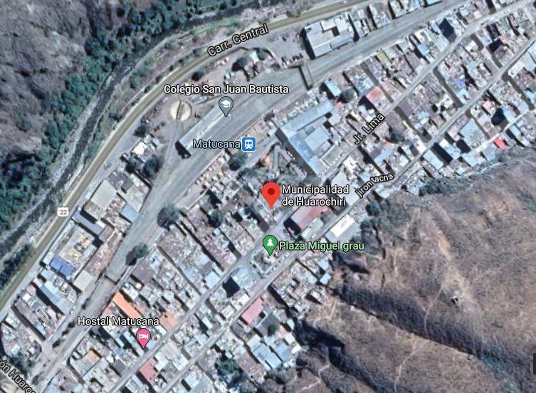 Foto Terreno en Venta en  Sto.Dgo.De Los Olleros,  Huarochirí  Avenida Malanche - Sector el Manzano - Negritillo Sub Lote 4B