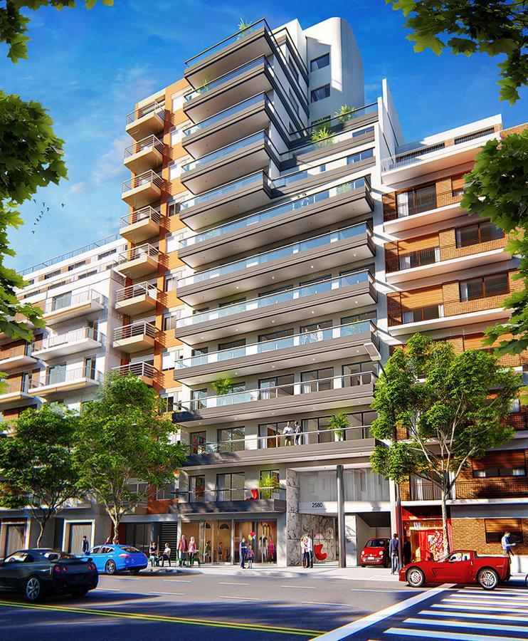 Foto Departamento en Venta en  Belgrano ,  Capital Federal  Departamento de 2 ambientes  al  Frente con Balcon. Edificio con Piscina, Jacuzzi, Parrillas, Laundry. Congreso y Amenabar - Belgrano.