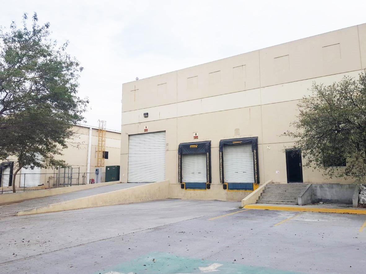 Foto Nave Industrial en Renta en  El Milagro,  Apodaca  NAVE INDUSTRIAL EN RENTA EN PARQUE INDUSTRIAL MARTEL ZONA DE APOCADA