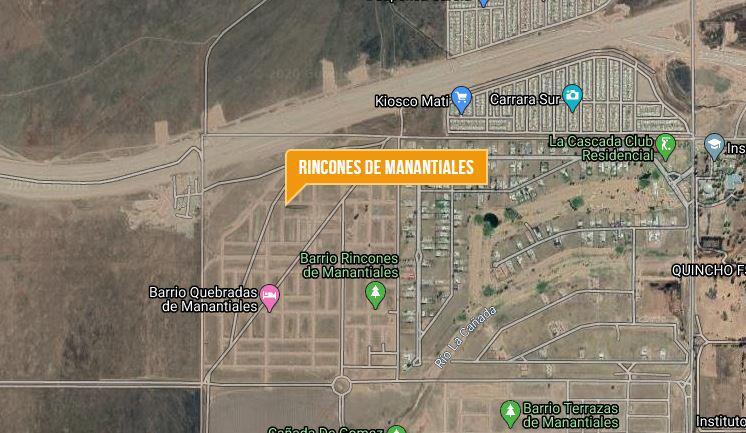 Foto Terreno en Venta en  Rincones de Manantiales,  Cordoba Capital  LOTE APTO DUPLEX - RINCONES DE MANANTIALES - 266 M2