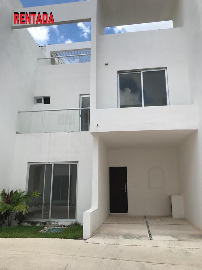 Foto Casa en Renta en  Zona Hotelera Sur,  Cozumel  Barú Albatros #4  Carretera Costera Sur Km 2.580