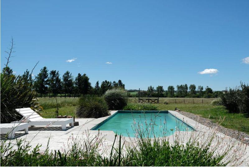 Foto Chacra en Venta en  Solanas,  Punta Ballena  Espectacular chacra cerca de Solanas.con piscina y costa al Arroyo Maldonado!
