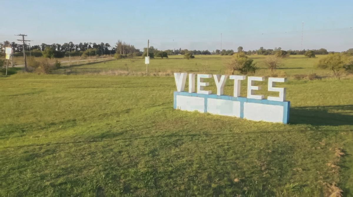 Foto Campo en Venta en  Vieytes,  Magdalena  Ruta 36 Km 120 - Vieytes - Magdalena