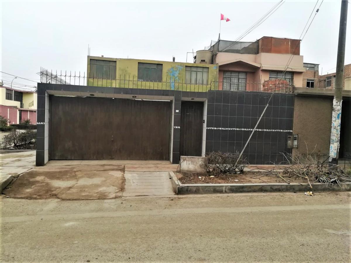 Foto Casa en Venta en  Comas,  Lima  Calle 6 mz N Lote 64 Urb. EL Pinar