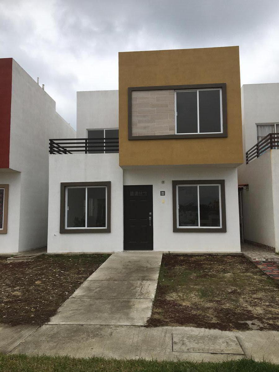 Foto Casa en Renta en  Universitaria,  Tuxpan  CASA NUEVA EN RENTA EN  PRIVADA
