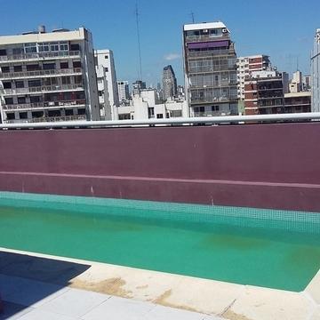 Foto Departamento en Alquiler temporario en  Palermo ,  Capital Federal  LUIS MARIA CAMPOS 100