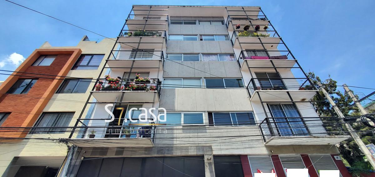 Foto Departamento en Renta en  Santa Maria Nonoalco,  Benito Juárez  Departamento en Renta, en Nonoalco, Roof Garden comun con baño y parrilla