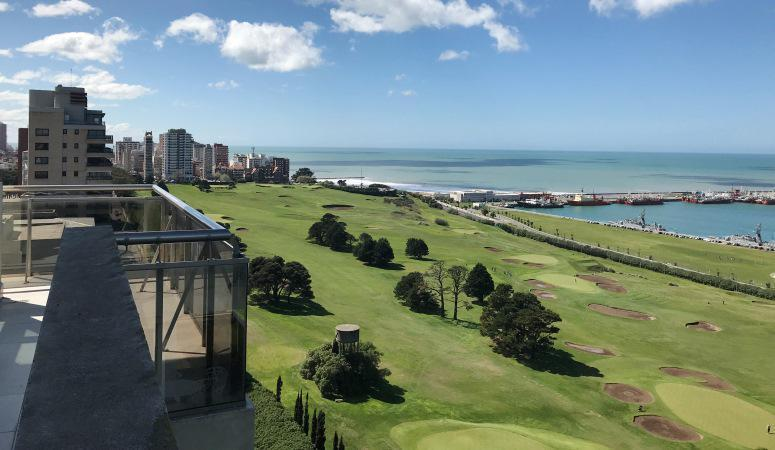 Foto Departamento en Venta en  Mar Del Plata ,  Costa Atlantica  Leandro Alem al 4600