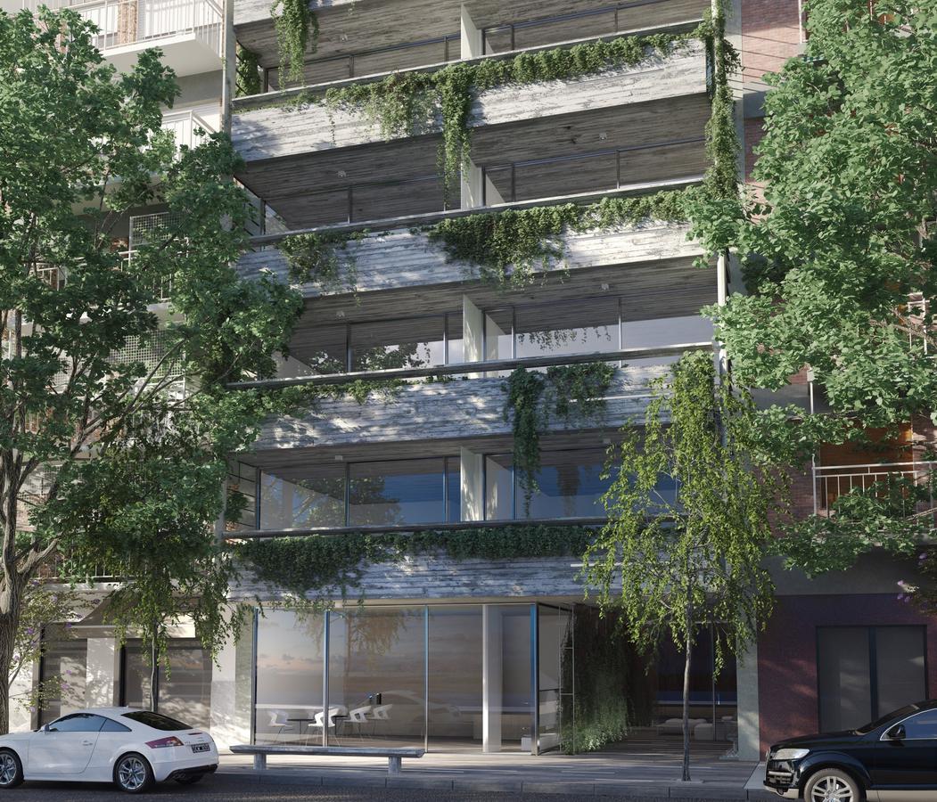 Foto Departamento en Venta en  Palermo Hollywood,  Palermo  Bonpland  2287 1º C