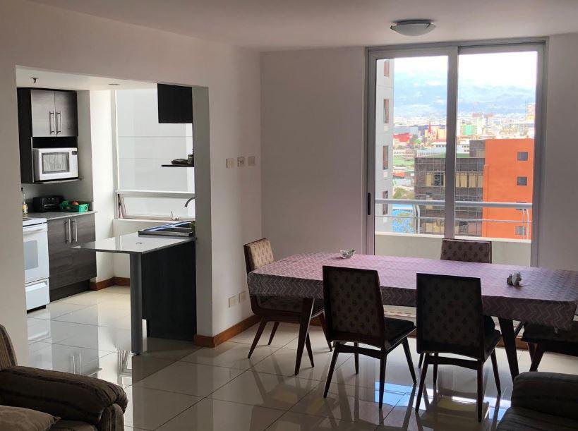 Foto Departamento en Venta en  Mata Redonda,  San José  Apartamento cerca de La Sabana / Línea blanca / Amplio