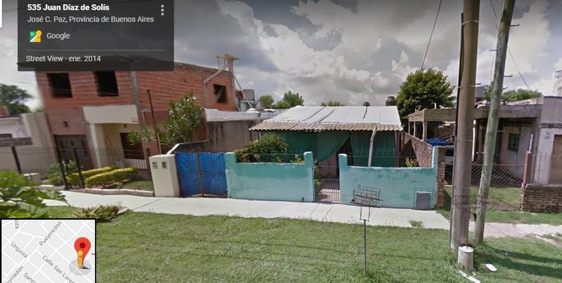 Foto Casa en Venta en  Jose Clemente Paz ,  G.B.A. Zona Norte  Solis al 500