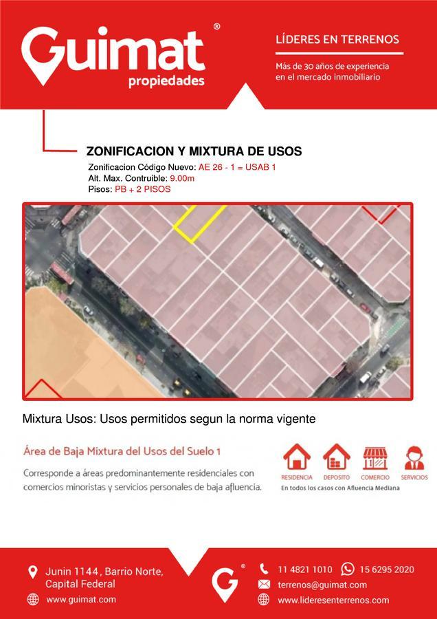 Foto Galpón en Venta en  Monte Castro ,  Capital Federal  COLIQUEO al 2100