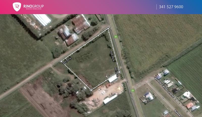 Foto Terreno en Venta en  Arroyo Seco,  Rosario  Ruta 21