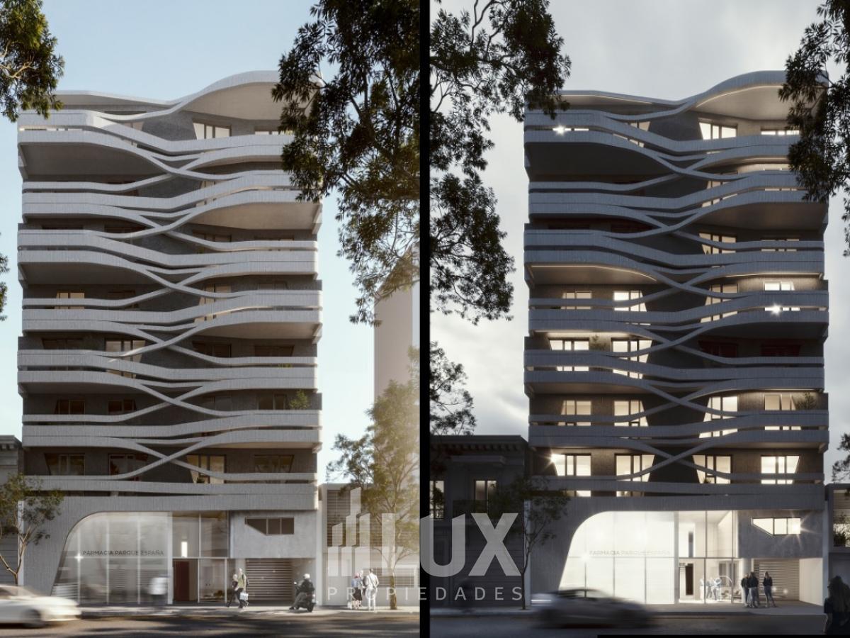 Venta Cochera doble en edificio Slt Rio Salta 1250 - Parque España