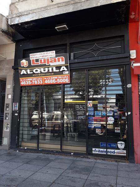 Foto Local en Alquiler en  Mataderos ,  Capital Federal  Local de 240 m2., Alberdi al 5900, pleno centro comercial de mataderos, entre Olíden y Pieres.