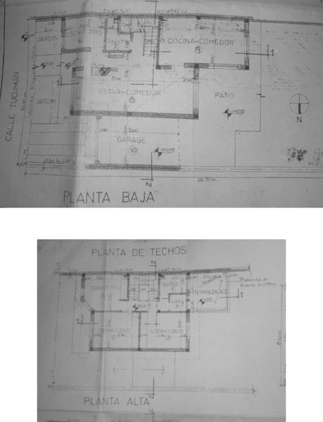 Foto Casa en Venta en  Banfield Oeste,  Banfield  Tucumán 1612