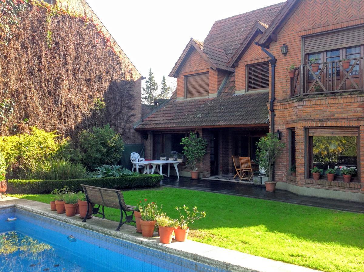 Foto Casa en Alquiler temporario en  Camino Real,  Countries/B.Cerrado (San Isidro)  Camino Real - lote interno