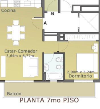 Foto Departamento en Venta en  Boedo ,  Capital Federal  Av. Boedo al 1800