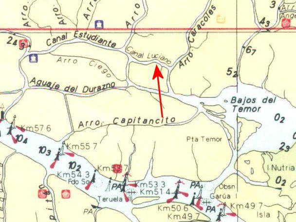 Foto Casa en Venta en  Canal 2,  Zona Delta San Fernando  Canal Luciano o Canal 2