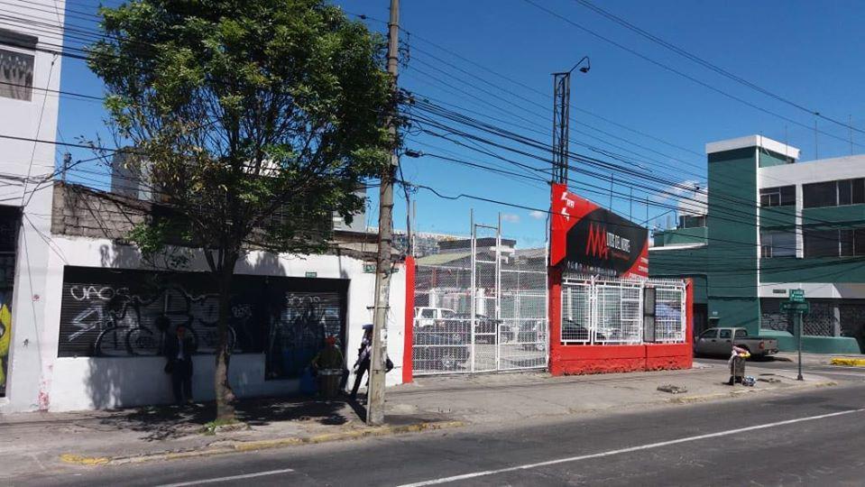 Foto Terreno en Venta en  Centro Norte,  Quito  Iñaquito