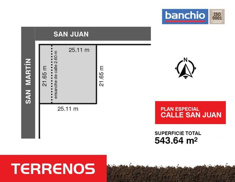 San Juan y San Martín, Rosario, Santa Fe. Venta de Terrenos - Banchio Propiedades. Inmobiliaria en Rosario