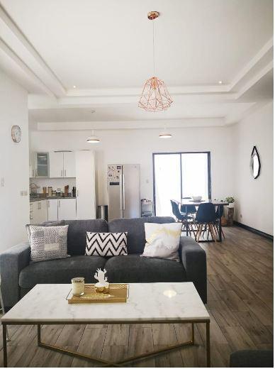 Foto Casa en condominio en Venta en  Bello Horizonte,  Escazu  Townhouse en Bellohorizonte / Acabados modernos