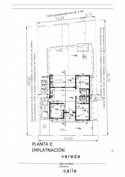 Foto Casa en Venta en  San Alfonso ,  Pilar Del Este  San Alfonso