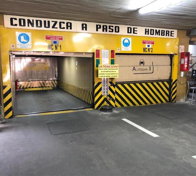 Foto Cochera en Alquiler en  Centro,  Rosario  San Lorenzo al 1000