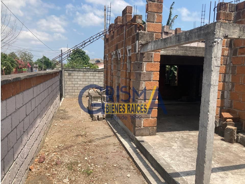 Foto Terreno en Venta en  Adolfo Ruiz Cortines,  Tuxpan  TERRENO CON CONSTRUCCIÓN COL. RUIZ CORTINES