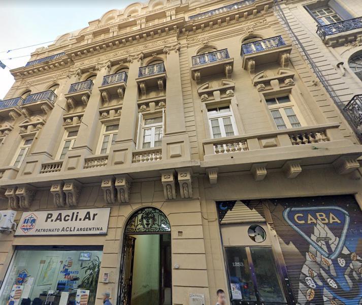 Foto Oficina en Venta en  San Nicolas,  Centro (Capital Federal)  Avenida Rivadavia al 1200