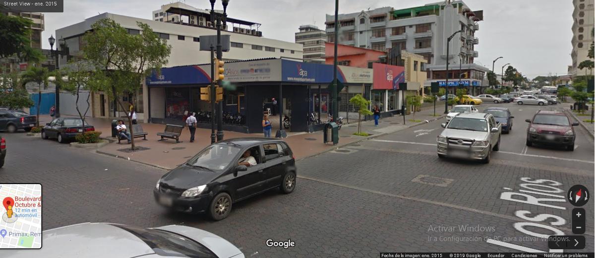 Foto Local en Venta en  Centro de Guayaquil,  Guayaquil  9 de Octubre y los Rios