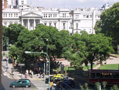 Foto Departamento en Alquiler temporario en  Recoleta ,  Capital Federal  JUNIN entre PARAGUAY y ALVEAR, MARCELO T. DE