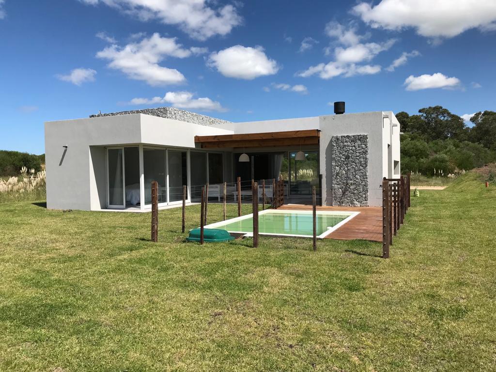 Foto Casa en Alquiler temporario en  Costa Esmeralda,  Punta Medanos  Senderos III 357