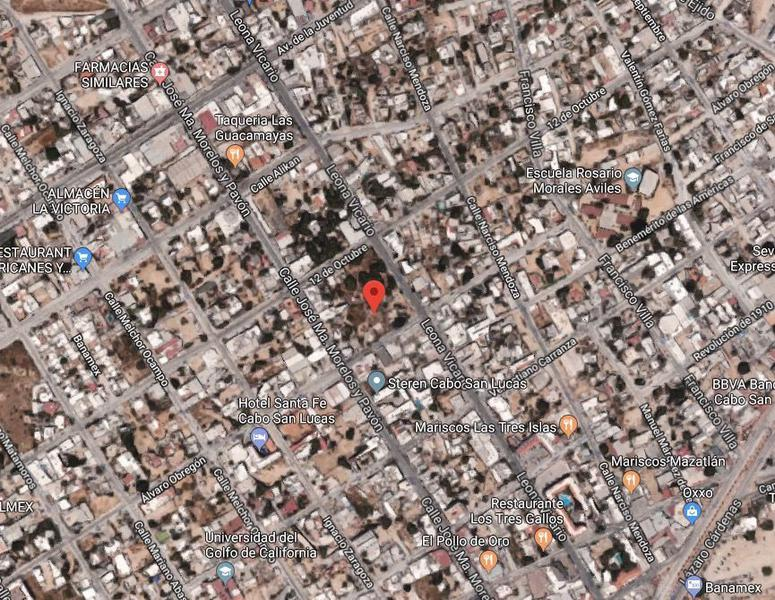 """Foto Terreno en Venta en  Benito Juárez,  Los Cabos  TERRENO CENTRO DE CABO SAN LUCAS """" SOLO 4 CUADRAS DE PLAZA PARAISO"""""""
