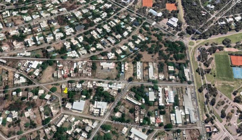 Foto Terreno en Venta en  Cuesta colorada,  La Calera  TERRENO EN VENTA CUESTA COLORADA