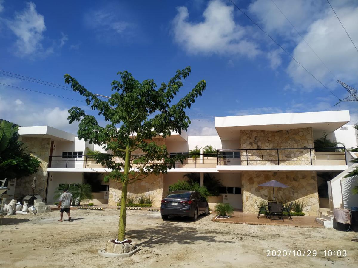 Foto Departamento en Renta en  Pueblo Cholul,  Mérida  Departamento en renta en Merida- Cholul. Universidad Modelo