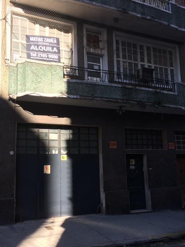 Foto Galpon en Alquiler en  Villa Crespo ,  Capital Federal  Guardia Vieja al 4200