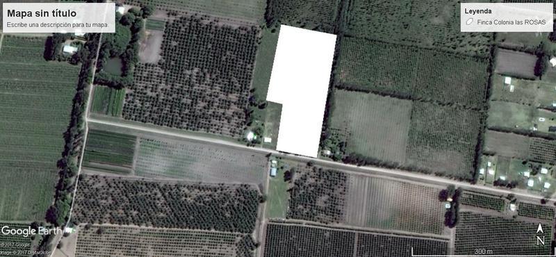 Foto Farms en Venta en  Colonia Las Rosas,  Tunuyan  La Riojita -  Colonia de Las Rosas- Tunuyán