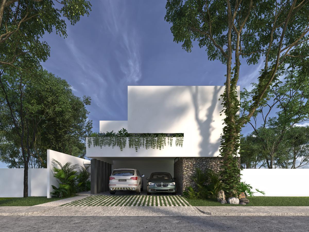 Foto Casa en Venta en  Pueblo Cholul,  Mérida  Casa venta en cholul, Merida_ En privada con amenidades