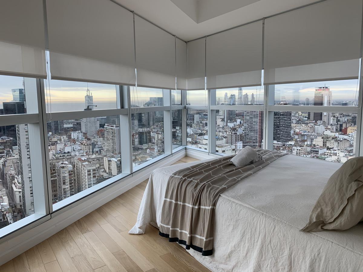 Foto Departamento en Alquiler temporario en  Microcentro,  Centro (Capital Federal)  Lujoso tres ambientes en piso alto