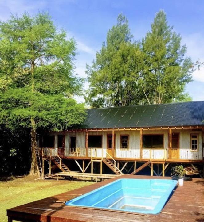 Foto Casa en Alquiler temporario en  Sarmiento,  Zona Delta Tigre  Rio Sarmiento