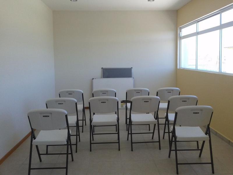 Foto Oficina en Renta en  Lázaro Cárdenas,  Metepec  OFICINAS EN RENTA FRENTE A CONALEP METEPEC