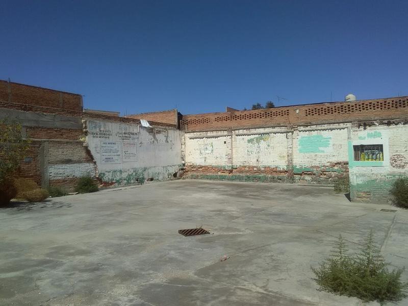 Foto Terreno en Renta en  Tlaxcala,  San Luis Potosí  TERRENO COMERCIAL EN RENTA EN ZONA CENTRO