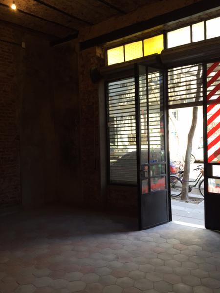 Foto Local en Alquiler en  Palermo ,  Capital Federal  NICETO VEGA 4691