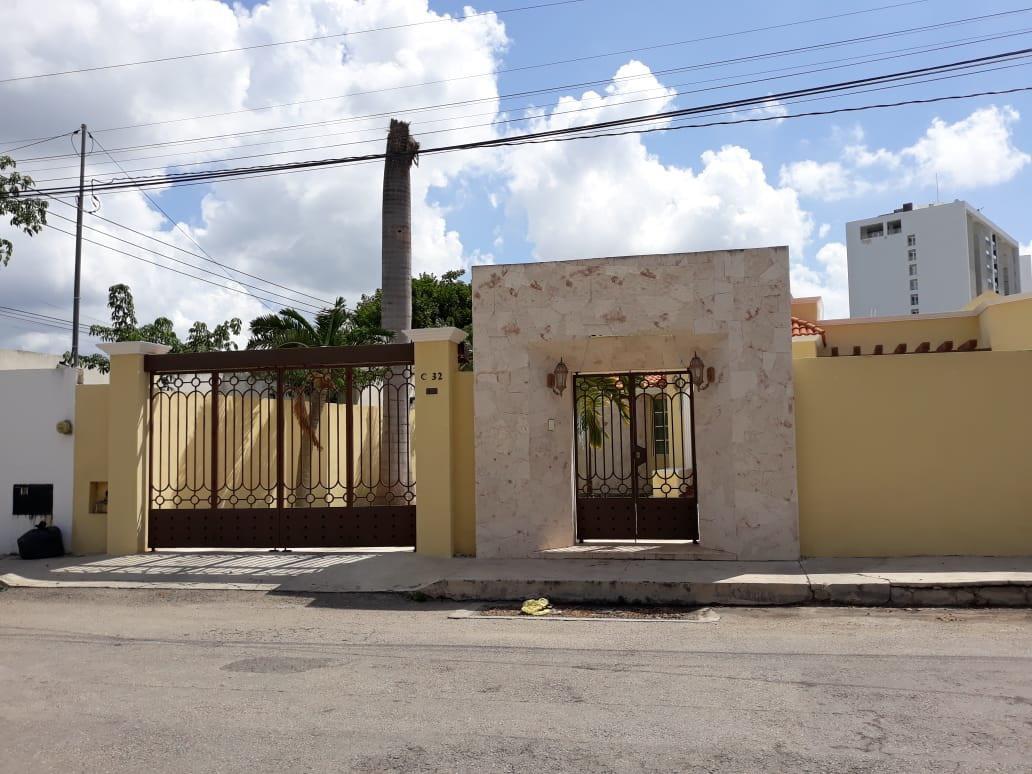 Foto Casa en Venta en  Montes de Ame,  Mérida  Casa en venta de una sola planta,Montes de Amé ,cerca de city center