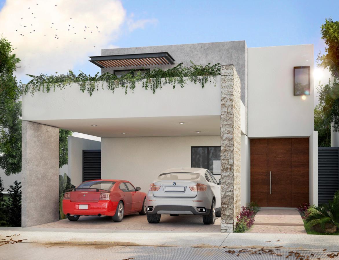 Foto Casa en Venta en  Conkal ,  Yucatán  Venta Casas en Merida en Privada - Conkal