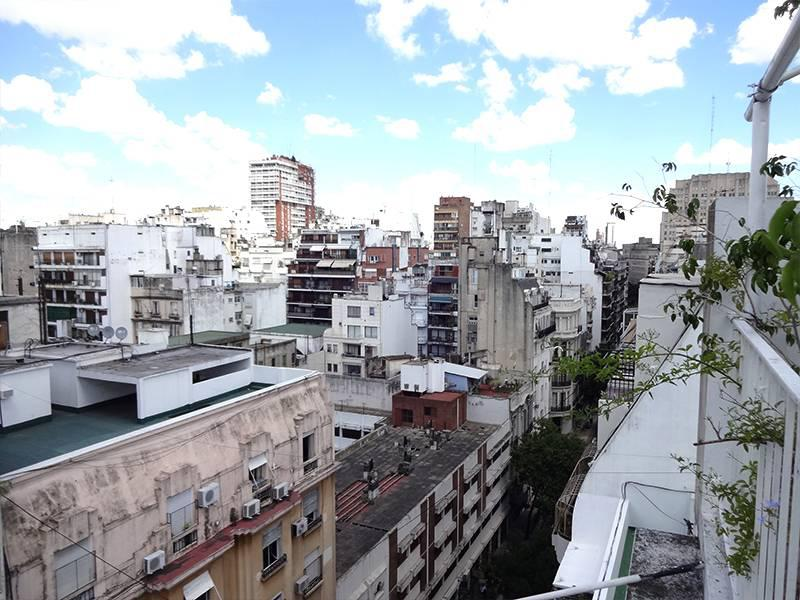 Foto Departamento en Venta en  Recoleta ,  Capital Federal  JUNIN 1200 - 10º PISO