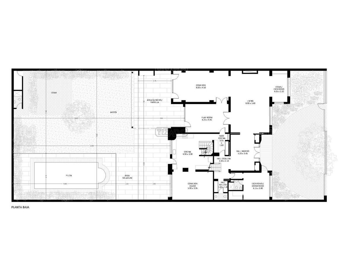 Casa - Belgrano R-16